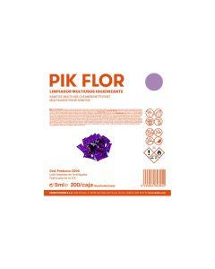 Limpiador Monodosis Pik Flor 5ml ZH Caps Solution