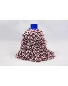Fregona Microfibra-Algodón Rosa Trenzada