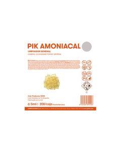 Limpiador General Monodosis Pik Amoniacal 5ml ZH Caps Solution