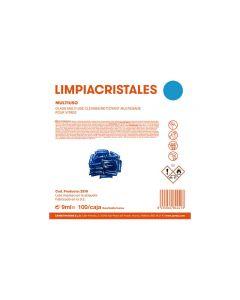 Limpiacristal Multiusos Monodosis 9ml ZH Caps Solution