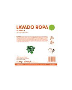 Lavado Ropa Monodosis 20gr ZH Caps Solution