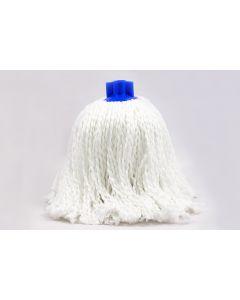 Fregona Microfibra Blanca Trenzada - Alta Calidad