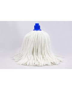 Fregona Microfibra Spool Trenzada Blanca