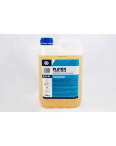 Detergente Maquina Lavavajillas Aguas Blandas PLUTON Garrafa 6Kg