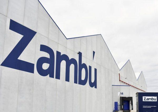 Las nuevas instalaciones logísticas de Zambú